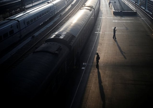 牡丹江至符拉迪沃斯托克高铁项目可行性研究拟于东方经济论坛召开前完成