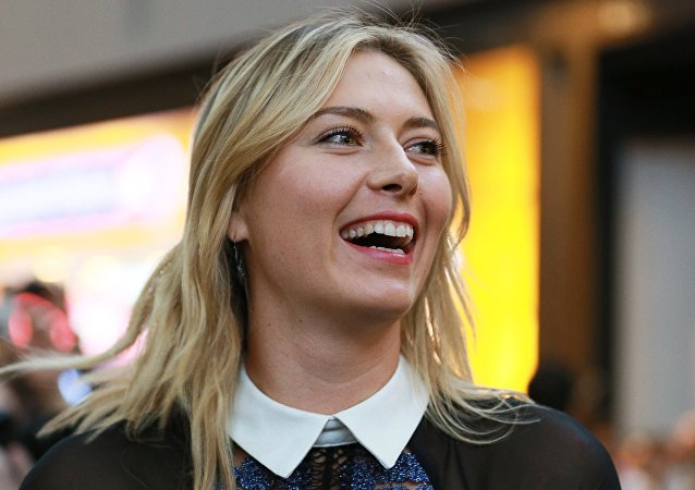 瑪利亞•莎拉波娃進入哈佛商學院學習