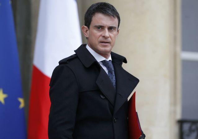 法國總理稱不可能與美國簽署TTIP