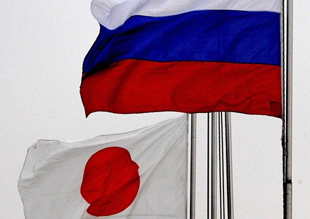 日本首相会见俄经济发展部长并讨论两国合作问题