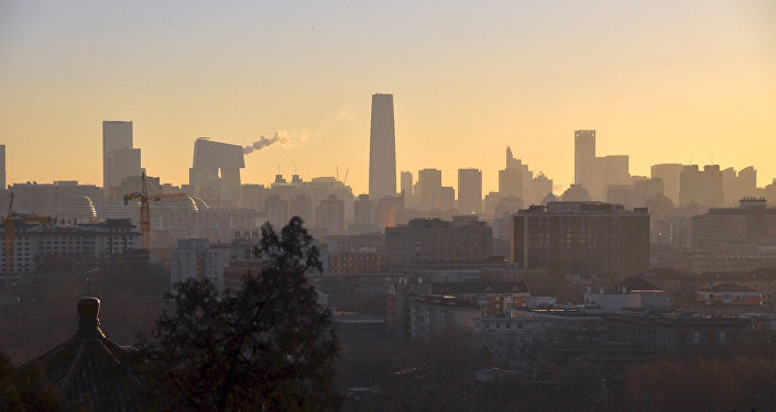 地質學家:北京正在逐漸下沈