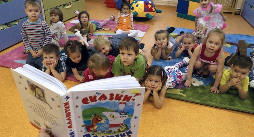 俄羅斯兒童廣播電台將向其小公民介紹中國的情況»