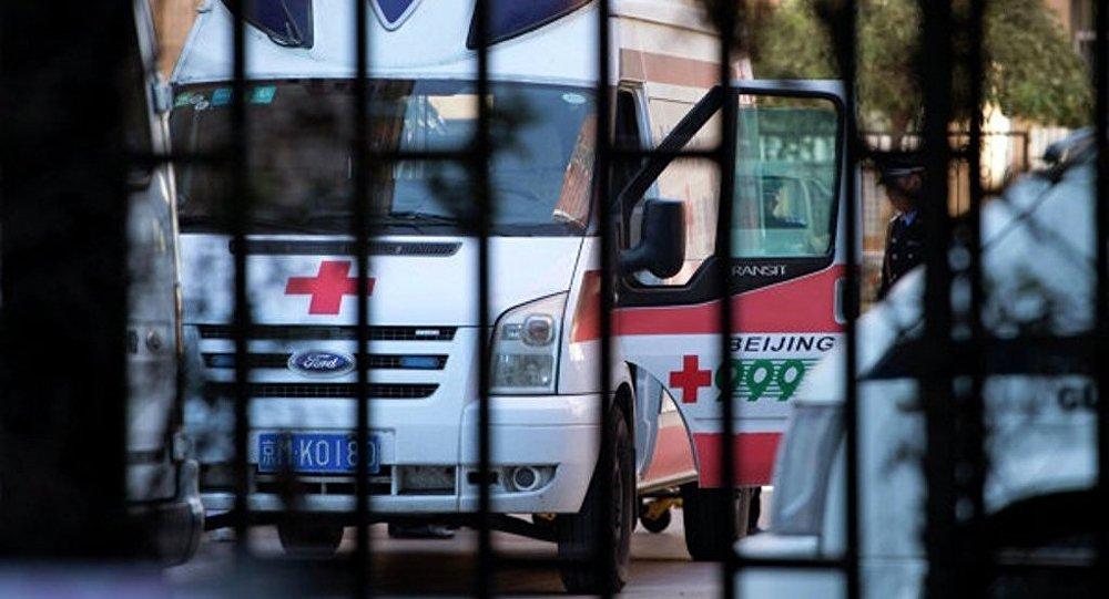 中国确诊第三例肺鼠疫病例