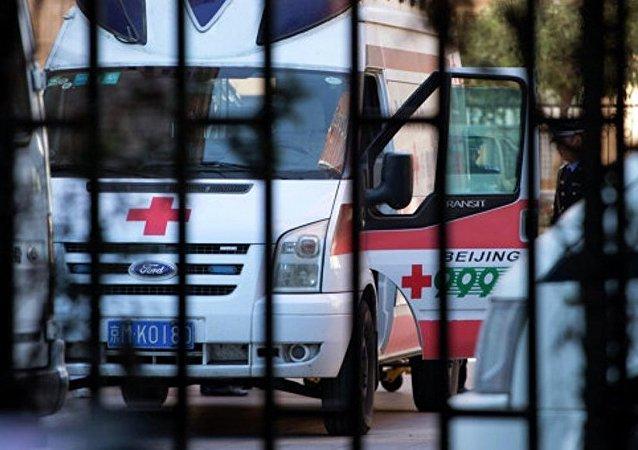 山東雙乙烯酮洩露導致131人中毒