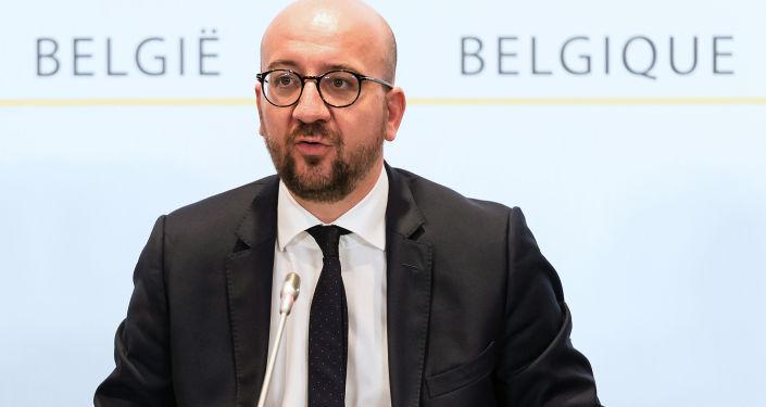 比利时首相将观看圣彼得堡举行的2018世界杯半决赛