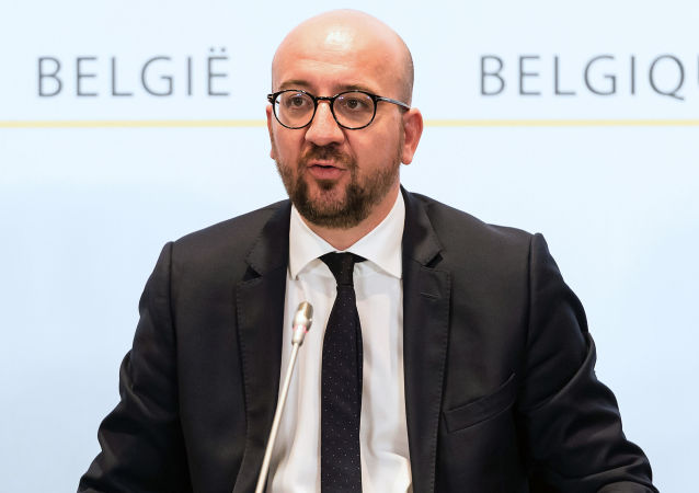 比利時首相:對俄制裁本身不是目的,必須伴隨著對話
