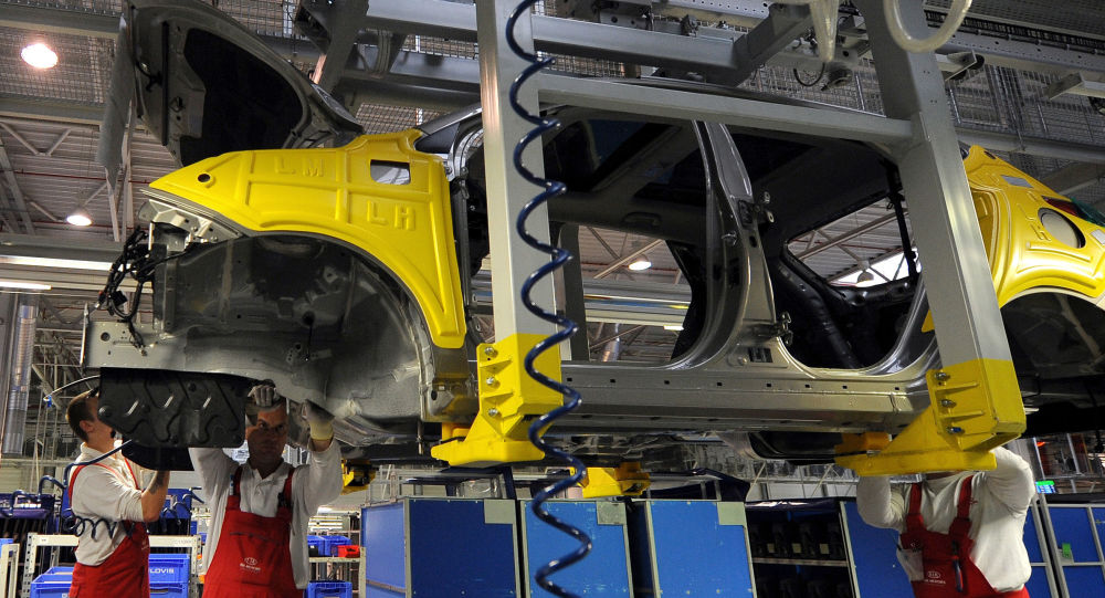 Kia Motors汽車製造廠