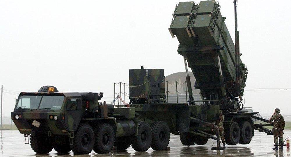 俄专家:台湾使用美国防空系统是个错误