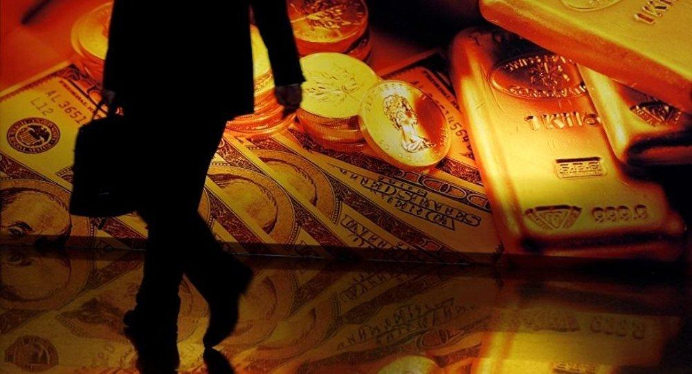 俄體: 黃金或致中國「崩潰」