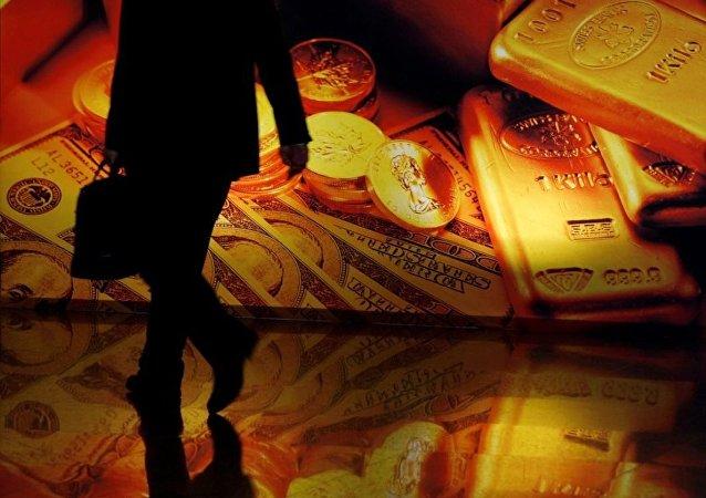 华媒: 前三季度中国黄金产量同比减少