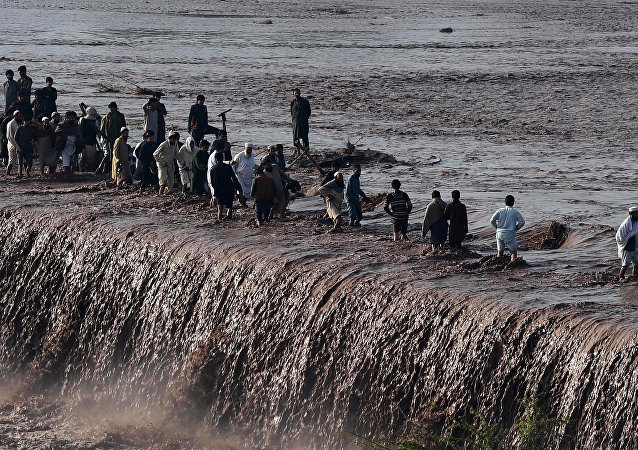 媒体:中国大雨造成尼泊尔洪灾 河水冲垮200余座房屋