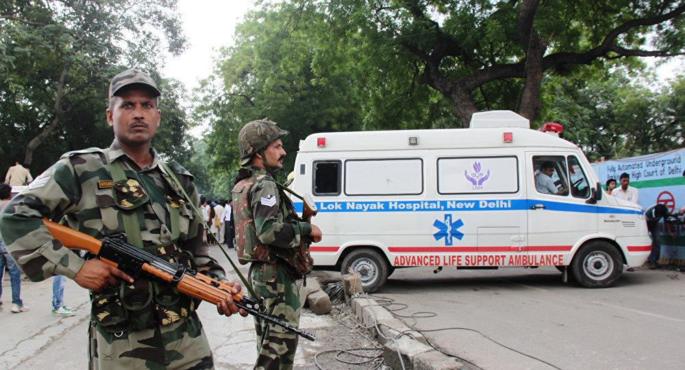 軍營遭武裝襲擊後印度內政部長呼籲「孤立」巴基斯坦