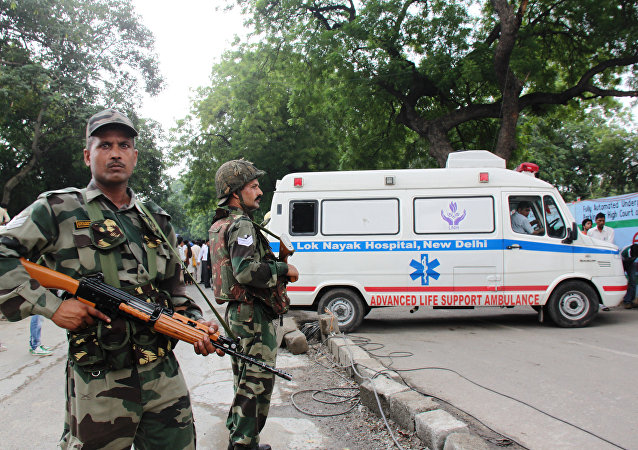 印度邊防軍加強在與孟加拉國邊境的邊防