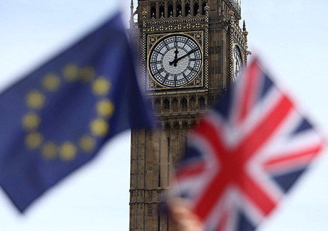 民調:半數英國年輕人不認為自己是歐洲人
