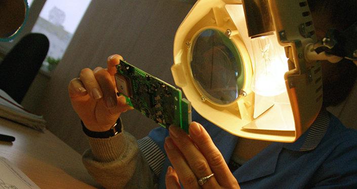 媒体:印度将购买俄罗斯宇航级芯片