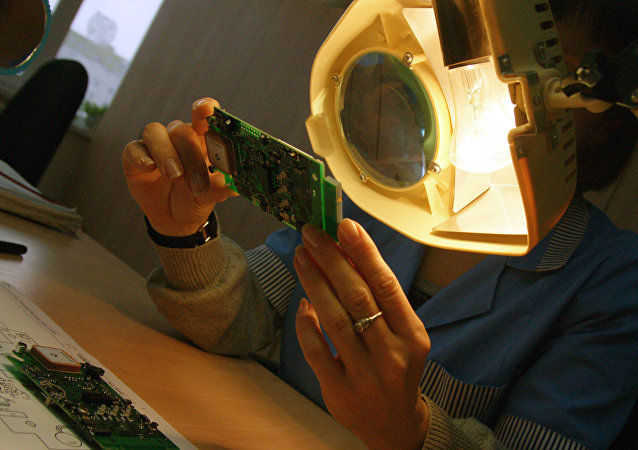 媒體:印度將購買俄羅斯宇航級芯片