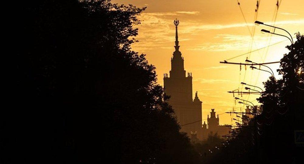 15所俄高校進入上海軟科世界一流學科排名