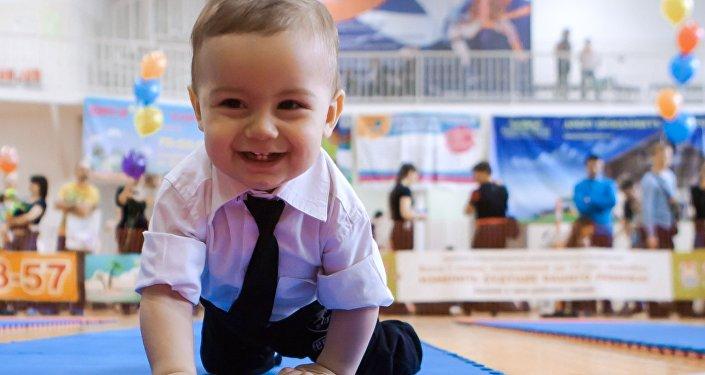 民调:多数俄女性打算生育子女