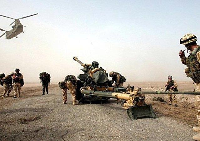 伊拉克战争
