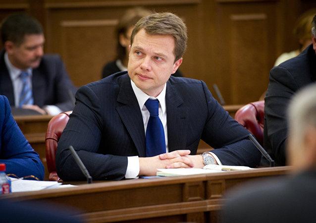 馬克西姆∙利克蘇托夫