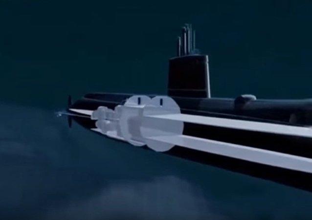 美国对中国潜艇力量迅猛发展感到不安