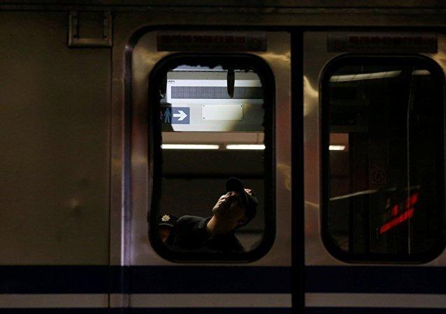 20余人在台湾郊区火车站的爆炸中受伤