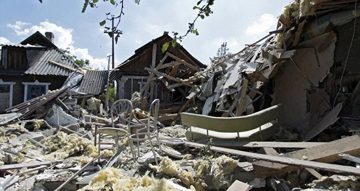 聯合國:頓巴斯衝突以來超過9500人喪生