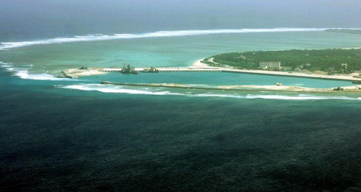 中國外交部:美國在南海問題上的做法越來越被孤立