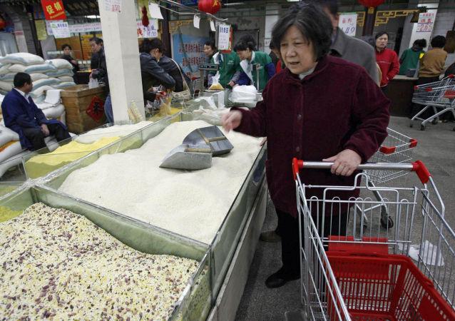 媒体: 今年前3个月柬埔寨大米出口16万吨