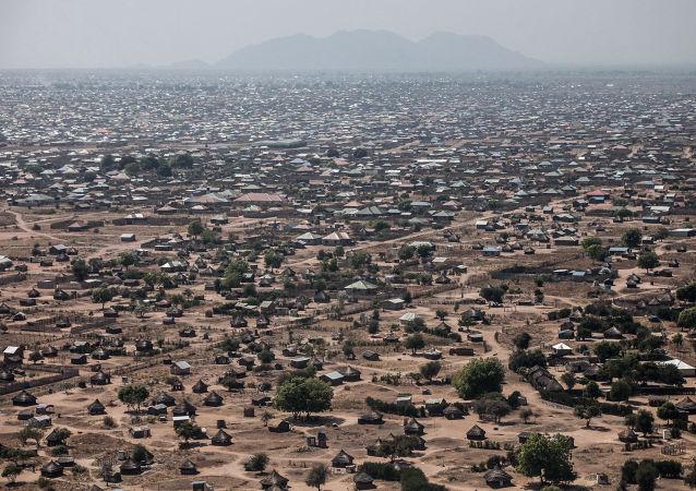 南蘇丹首都朱巴