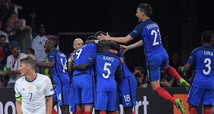 法國足球國家隊(資料圖片)