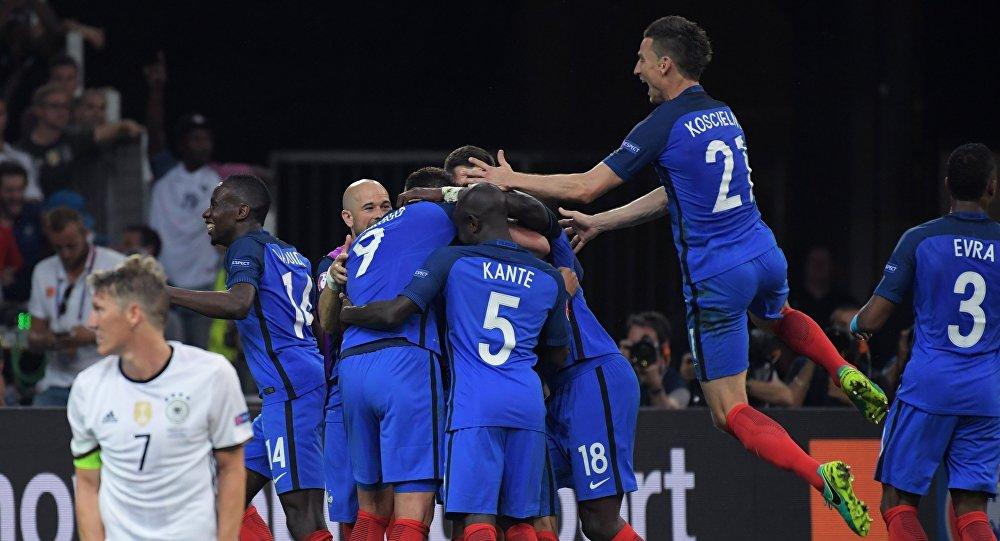 法国足球国家队(资料图片)