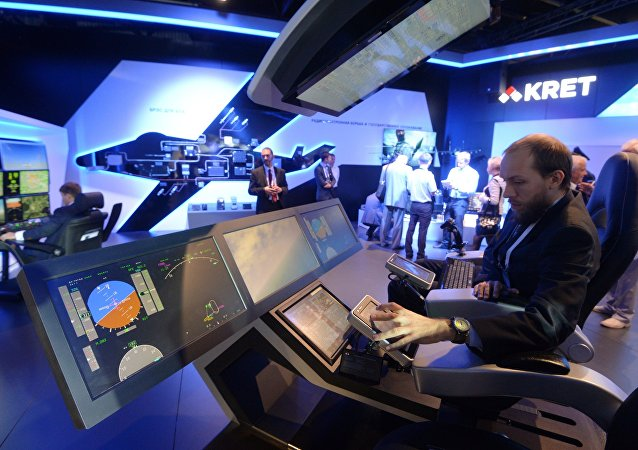 俄罗斯第六代战机将配备微波炮