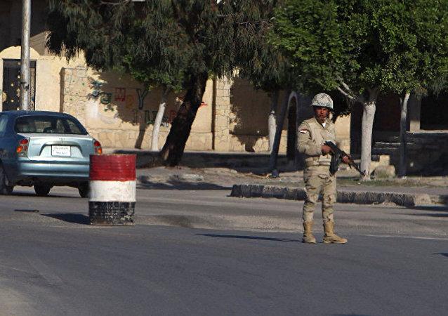 媒体:埃及首都教堂爆炸死亡人数涨至22人