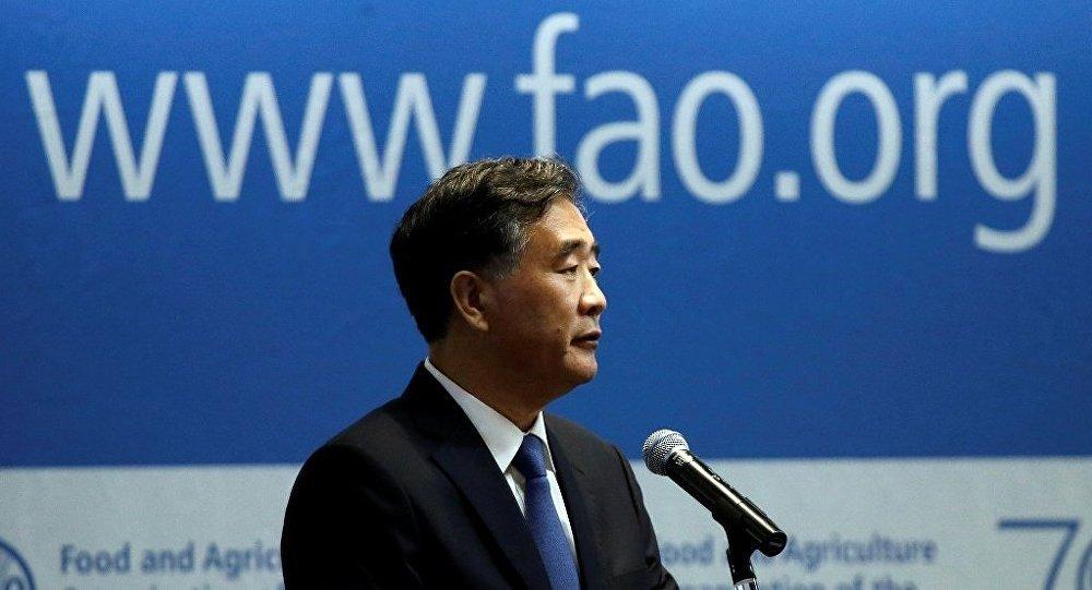 中國政協十三屆一次會議選舉產生新一屆政協主席和副主席