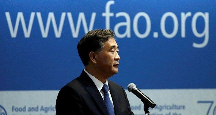 汪洋:俄将成为第十八届中国国际工业博览会主宾国
