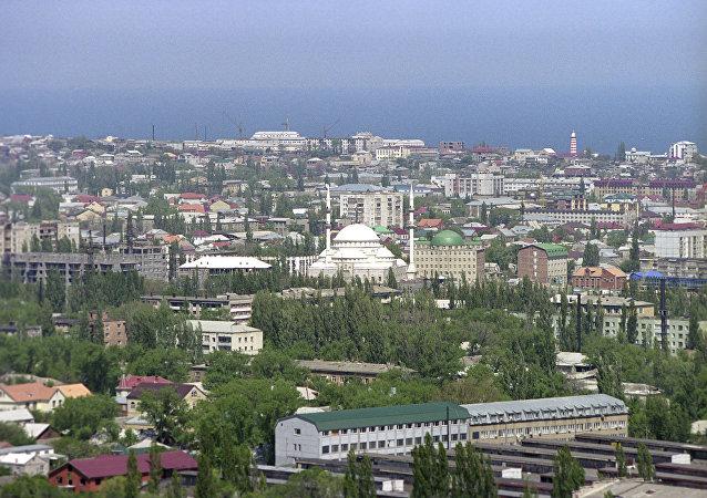 俄罗斯达吉斯坦共和国首府马哈奇卡拉