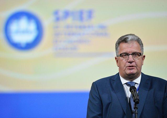 俄罗斯政府办公厅主任谢尔盖∙普里霍季科