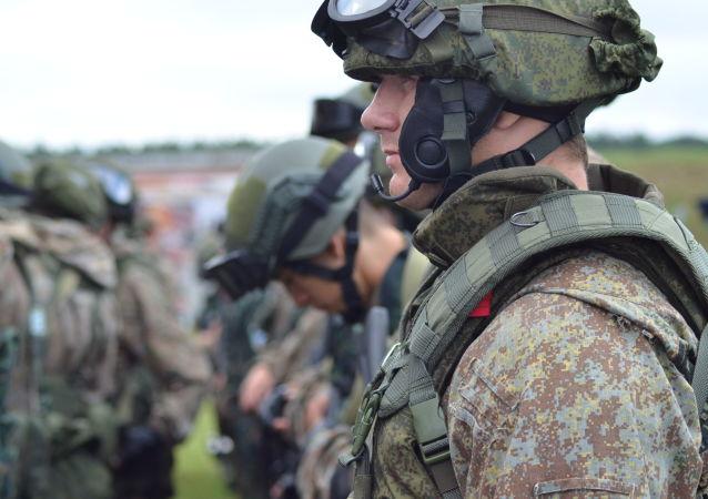 俄罗斯军队