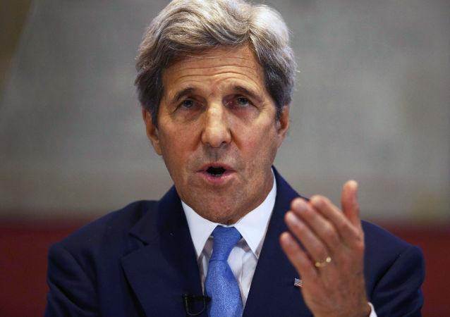 克里呼籲美國國會總統大選後恢復工作批准《跨太平洋夥伴關係協定》