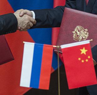 中國商務部:前八個月中國對俄出口增長8.7%