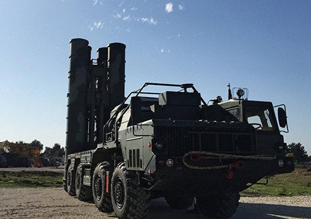 S-400凱旋防空導彈系統