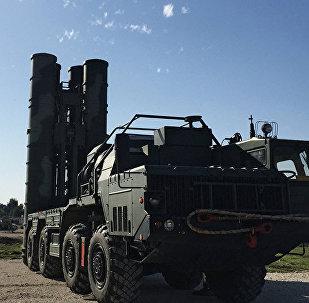 S-400凯旋防空导弹系统