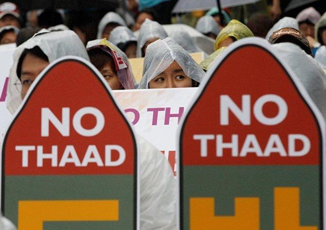 韓聯社:韓國將推動WTO審議中國反薩德經濟措施