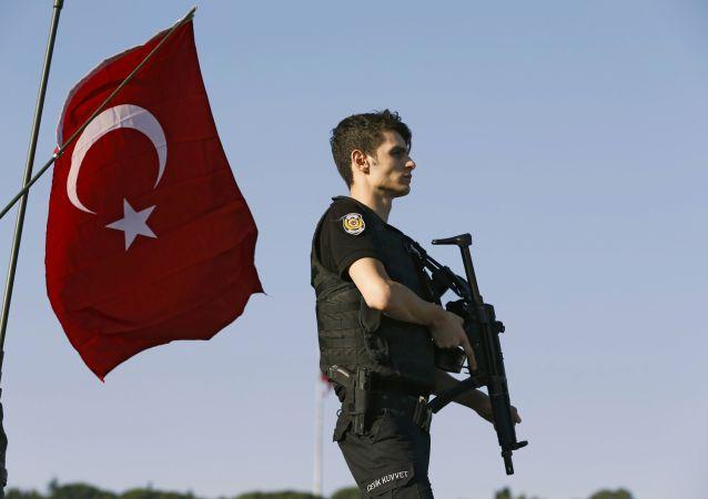 土耳其副总理:土政府已将紧急状态实施期限延长90天