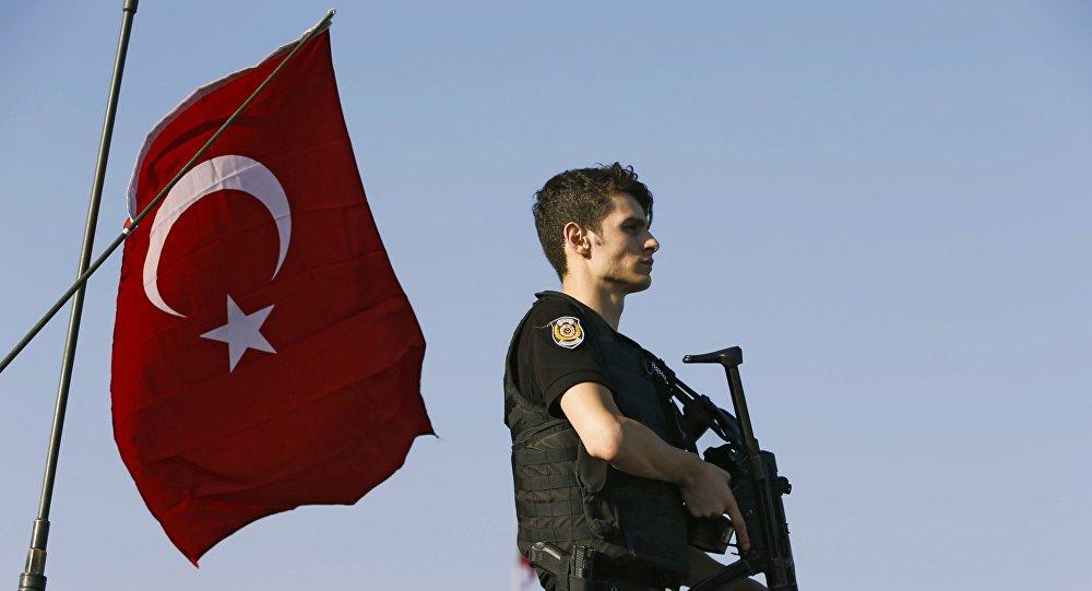土耳其安全部队成功阻止一起恐袭