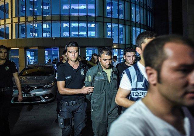 土耳其政府在叛乱前就已制订好部分嫌疑人名单