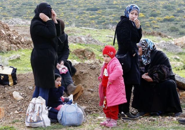 叙利亚女人/资料图片/