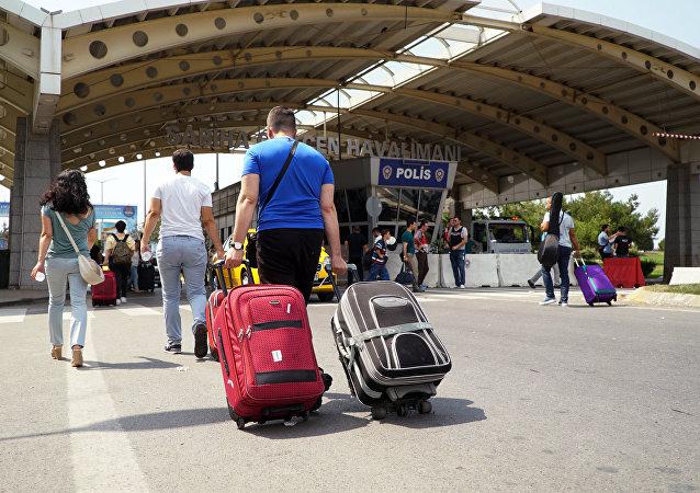 俄罗斯游客认为最安全的旅行交通工具是什么?