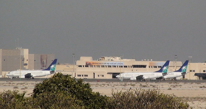 沙特达曼城市的国际机场